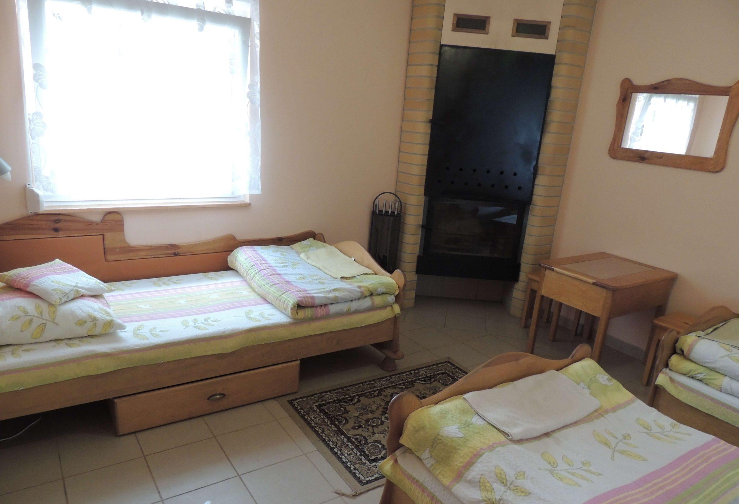 część B pokój 3-osobowy