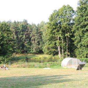 pole namiotowe agorśka