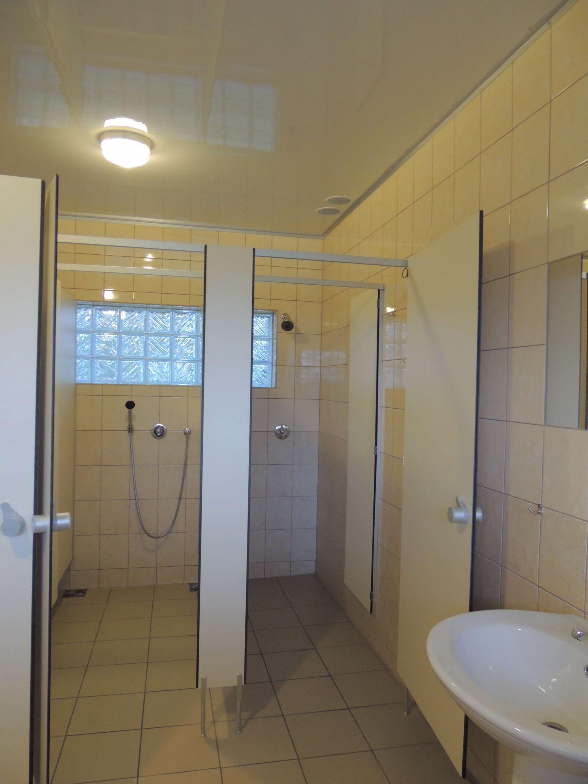 budynek: sanitariaty - prysznice