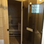 sanitariaty - sauna